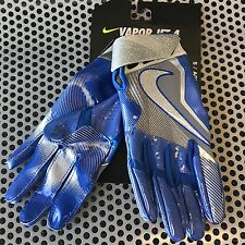 NEW NIKE VAPOR JET 4 GLOVES FOOTBALL RECEIVER STICKY MAGNIGRIP ADULT MENS Small