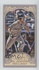2012 Topps Gypsy Queen Mini #349 Dustin Ackley Seattle Mariners Baseball Card