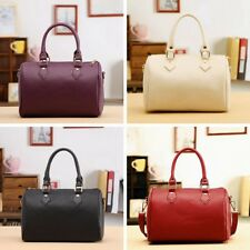 Women Leather Handbag Shoulder Messenger Bag Tote Lady Purse Crossbody Satchel