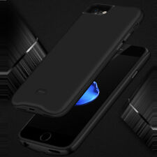 For iPhone 7 Plus 7500mAh Backup External Battery Power Bank Charger Case Cover