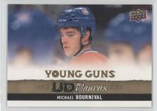2013 Upper Deck UD Canvas #C95 Michael Bournival Montreal Canadiens Hockey Card