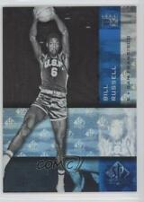 2010-11 SP Authentic Holo FX #F/X-14 Bill Russell Basketball Card