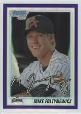 2010 Bowman Draft Picks & Prospects #BDPP71 Mike Foltynewicz Houston Astros Card
