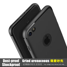 Ultra Thin Dust-proof Matte Soft TPU Case Cover For Apple iPhone X 6S 7 8 Plus