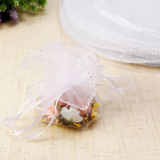 Luxury Organza Wedding Favor Gift Bags Jewellery Pouch 25cm/35cm 50PCS