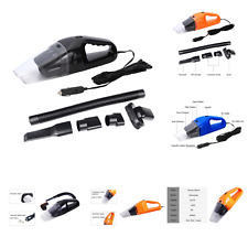 Cordless Cyclonic Hand Vacuum Portable Cleaner Rechargeable Handheld Bagless Car
