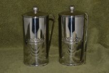 1 (One) Jameson Irish Whiskey Small Stainless Steel Ice Bucket