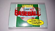 1992 Fleer Update Baseball Factory Sealed Box Unopened Set Mike Piazza Rookie 2