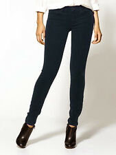 NWT J BRAND Womens Green Corduroy Mid-Rise Colored Skinny Jeans Pants $198