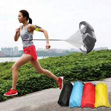 """56""""in Speed Training Resistance Parachute Chute Power For Running Sport Surprise"""