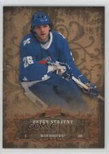 2008-09 Upper Deck Artifacts #108 Peter Stastny Quebec Nordiques Hockey Card