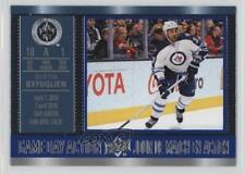 2016-17 Upper Deck Tim Hortons Collector's Series #GDA-15 Dustin Byfuglien Card