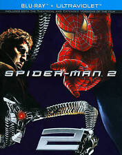 Spider-Man 2 (Blu-ray Disc, 2012)