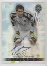2013 Topps MLS Maestro Autographs #MA-MG Michael Gspurning Seattle Sounders Auto