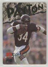 1993 Action Packed All-Madden Team #28 Walter Payton Chicago Bears Football Card