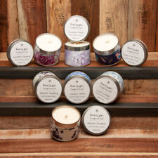 HAND POURED SCENTED TIN CANDLES - KAPULA of SOUTH AFRICAN (FAIR TRADE)
