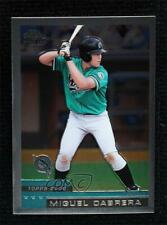 2000 Topps Chrome Traded & Rookies Factory Set Base #T40 Miguel Cabrera Card