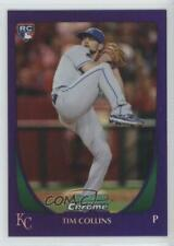 2011 Bowman Draft Picks & Prospects #22 Tim Collins Kansas City Royals Card