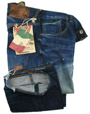 PRPS Goods & Co.Jeans Barracuda (Relaxed Straight) Blue Heavy Selvedge