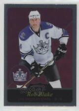 2015-16 O-Pee-Chee Platinum Retro #R19 Rob Blake Los Angeles Kings Hockey Card