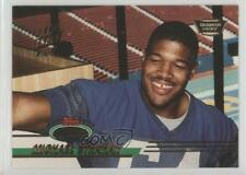 1993 Topps Stadium Club Members Only #384 Michael Strahan New York Giants Card
