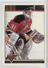 1993-94 O-Pee-Chee Premier Gold #213 Chris Terreri New Jersey Devils Hockey Card