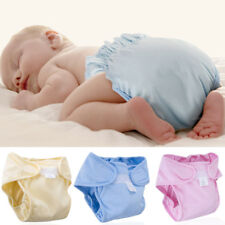 Baby Adjustable Soft Lovely Washable Cloth Diaper Baby Reusable Nappy Accessor
