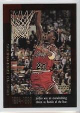 1999-00 Upper Deck Career Box Set Base #12 Michael Jordan Chicago Bulls Card