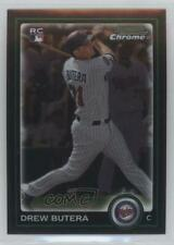 2010 Bowman Chrome #181 Drew Butera Minnesota Twins RC Rookie Baseball Card