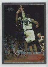 1996 Topps Chrome #161 Marcus Camby Atlanta Hawks Toronto Raptors RC Rookie Card