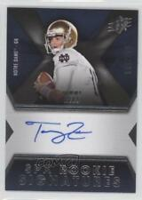 2014 SPx #126 Rookie Signatures Tommy Rees Notre Dame Fighting Irish Auto Card