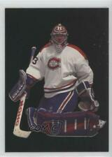 1995 Parkhurst International Emerald Ice 113 Patrick Roy Montreal Canadiens Card