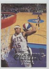 1997-98 Fleer Crystal #326 Chris Gatling New Jersey Nets Basketball Card