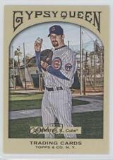 2011 Topps Gypsy Queen #135 Ryan Dempster Chicago Cubs Baseball Card