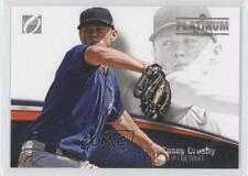 2012 Onyx Platinum Prospects #PP19 Casey Crosby Detroit Tigers Baseball Card