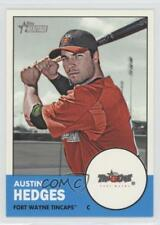 2012 Topps Heritage Minor League Edition #139 Austin Hedges Fort Wayne TinCaps