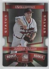 2010 Donruss Elite Extra Edition Status Red Die-Cut #130 Jameson Taillon Card