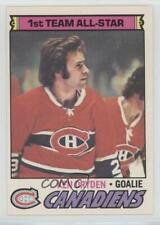 1977-78 O-Pee-Chee #100 Ken Dryden Montreal Canadiens Hockey Card