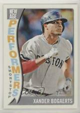 2014 Topps Heritage New Age Performers #NAP-XB Xander Bogaerts Boston Red Sox