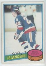 1980-81 O-Pee-Chee #25 Mike Bossy New York Islanders Hockey Card