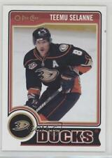 2014-15 O-Pee-Chee 2 Teemu Selanne Anaheim Ducks (Mighty of Anaheim) Hockey Card