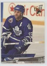 1993-94 Fleer Ultra #110 Doug Gilmour Toronto Maple Leafs Hockey Card
