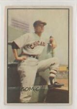 1953 Bowman Color #39 Paul Richards Chicago White Sox Baseball Card