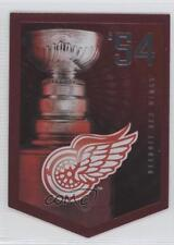 2012-13 Panini Molson Canadian Stanley Cup Collection #54 Detroit Red Wings Team