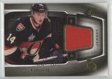 2011-12 SPx #171 Rookie Jerseys Colin Greening Ottawa Senators Hockey Card
