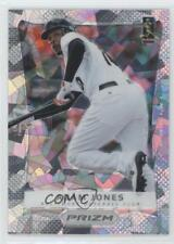 2012 Panini Prizm National Convention Cracked Ice #33 Adam Jones Baseball Card