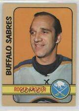 1972-73 Topps #31 Roger Crozier Buffalo Sabres Hockey Card