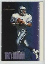 1995 Classic Hallmark Keepsake Ornaments #HK1 Troy Aikman Dallas Cowboys Card