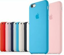 Ultra-Thin Genuine Silicone Soft Case Cover For Apple iPhone 5 6 6s Plus 7 7Plus