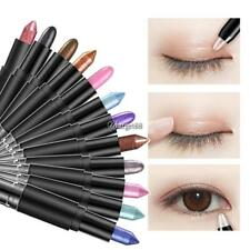 Double Head Glitters Eye Shade Makeup Eyeshadow Cosmetics Pen Pencil UTAR